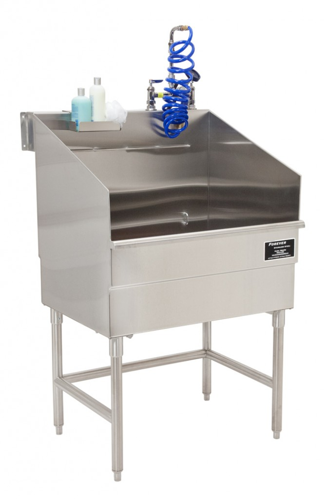 Stainless Steel Tubs